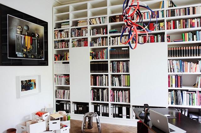 Эклектичная квартира в Берлине