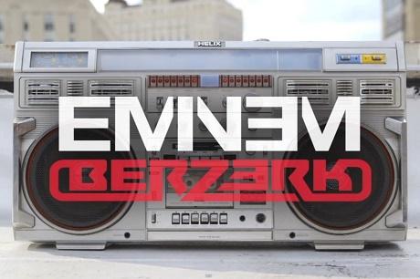 Премьера нового сингла Eminem – Berzerk