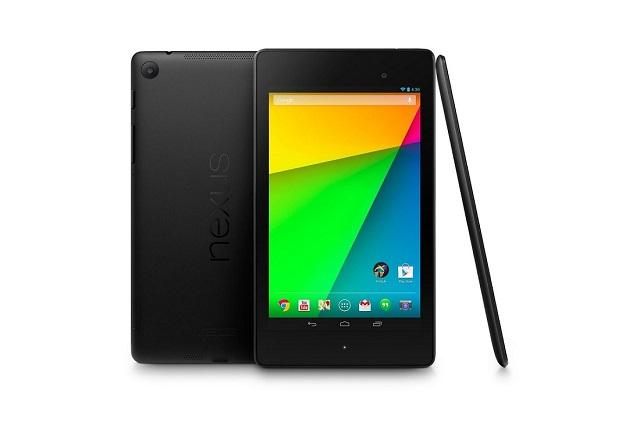 Начались продажи нового планшета Google Nexus 7