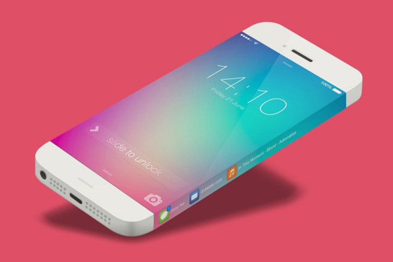 Новый концепт iPhone 6