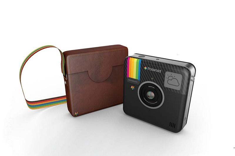 Камера Polaroid Socialmatic выйдет в начале 2014