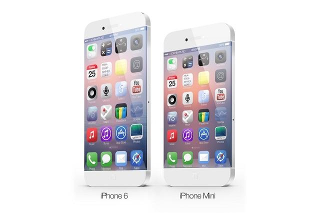 Концепт iPhone 6 от Джонни Плайда