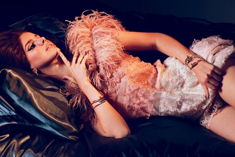 Лана Дель Рей презентовала новый трэк «True Love On The Side»