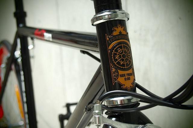 Велосипед The Neighborhood x Coca-Cola Zero