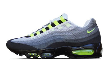 "Кроссовки Nike Air Max 95 PRM Tape QS ""Neon"""