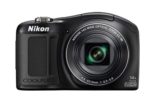Nikon Coolpix L620: анонс компактного суперзума с 18,1 Мп сенсором