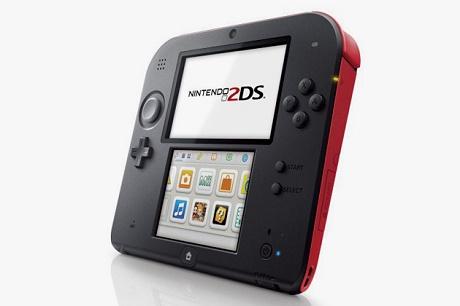 Nintendo выпускает новую портативную консоль 2DS