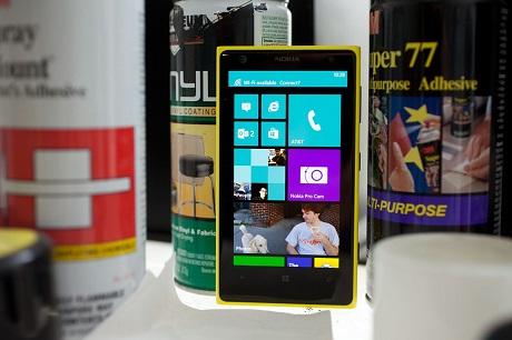 Nokia показала, как работает камера Lumia 1020