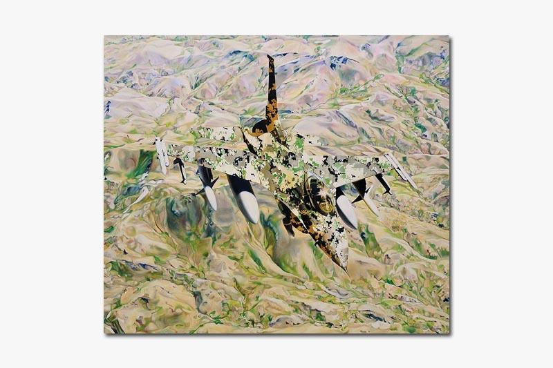 Удивительные картины от Пиа Дэне