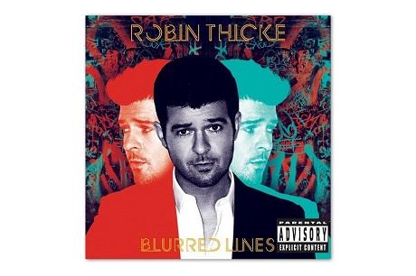 Слушайте полный альбом Робина Тика – Blurred Lines