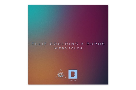 Слушайте онлайн BURNS x Элли Голдинг – Midas Touch