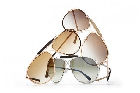 Солнцезащитные очки Alexander от Tom Ford Лето 2013
