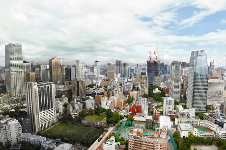 В Сеть выложена 150-гигапиксельная панорама Токио