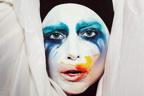 Вышел Applause от Lady Gaga