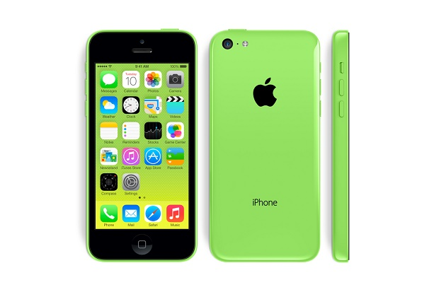 "Apple представила ""бюджетный"" смартфон iPhone 5C"