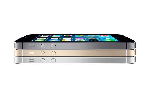 Apple официально представила новый флагман iPhone 5S