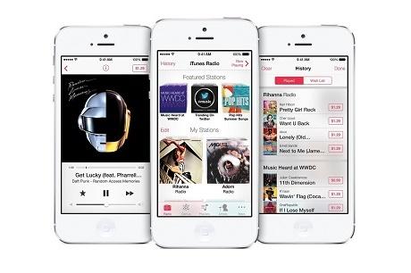 Apple объявили дату запуска iTunes Radio