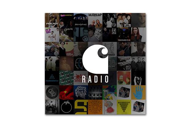 Carhartt WIP Radio выпустили музыкальное приложение для iPhone