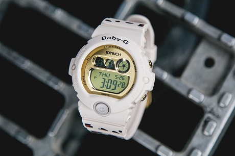 Наручные часы G-Shock x Joy Rich x LA Baby G