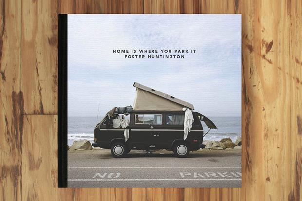 Новая книга 'Home Is Where You Park It' от Фостера Хантингто