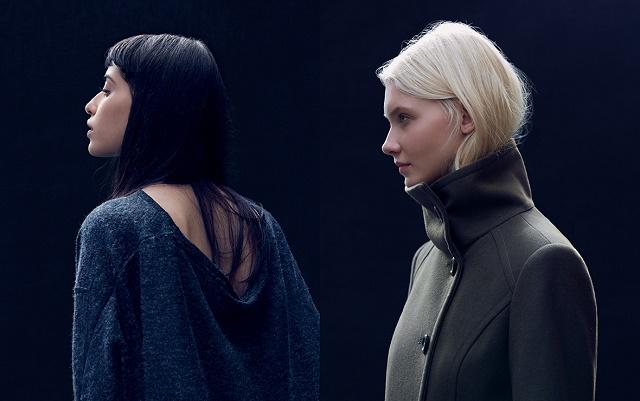 Коллекция одежды Benetton Осень/Зима 2013