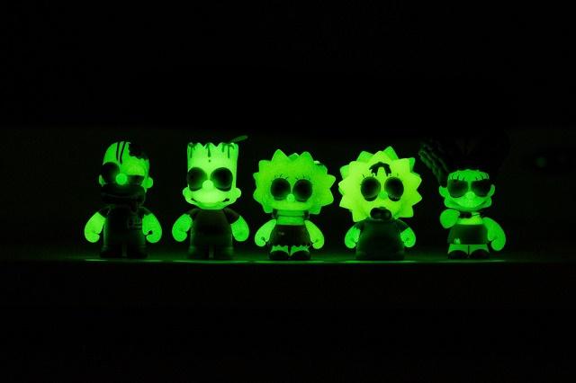 Коллекция Kidrobot x The Simpsons Treehouse of Horror