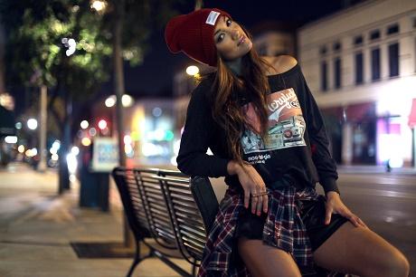 Лукбук коллекции одежды марки Acrylick Осень 2013