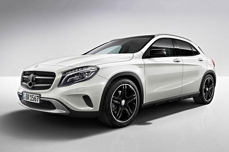 Анонсирована спецверсия Mercedes-Benz GLA Edition 1