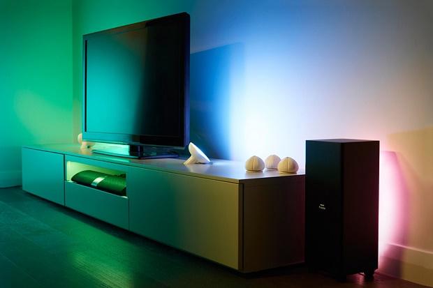 Philips расширила ассортимент светильников Hue