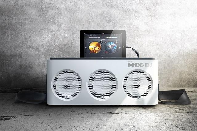 Philips анонсировала диджейскую аудиосистему M1X-DJ