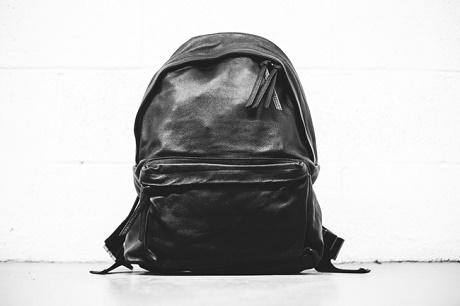 Рюкзак Stampd LA Leather Black Осень/Зима 2013