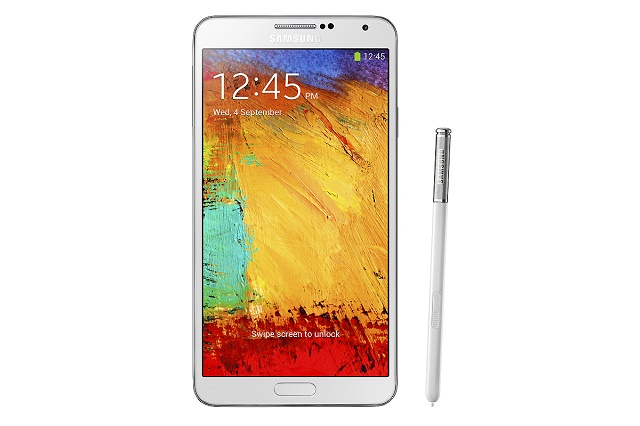 Samsung показала смартфон Galaxy Note 3