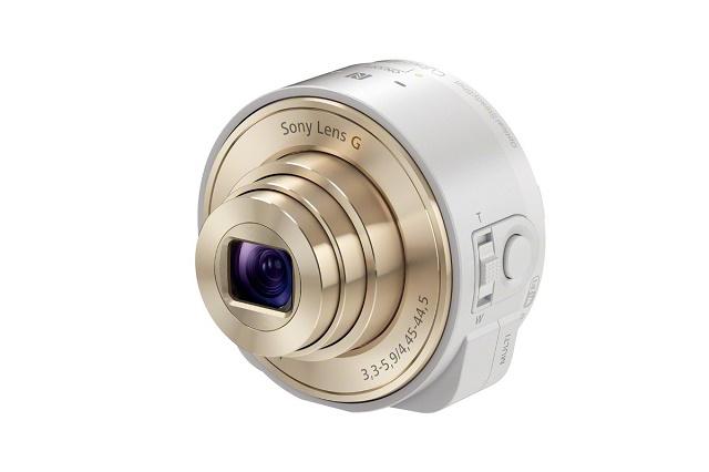 Sony представила камеры-объективы DSC-QX100 и DSC-QX10