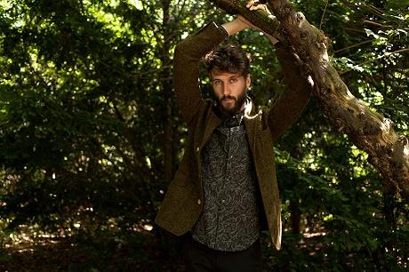 """Лукбук """"Into the Woods"""" от SOTO Berlin Осень/Зима 2013"""