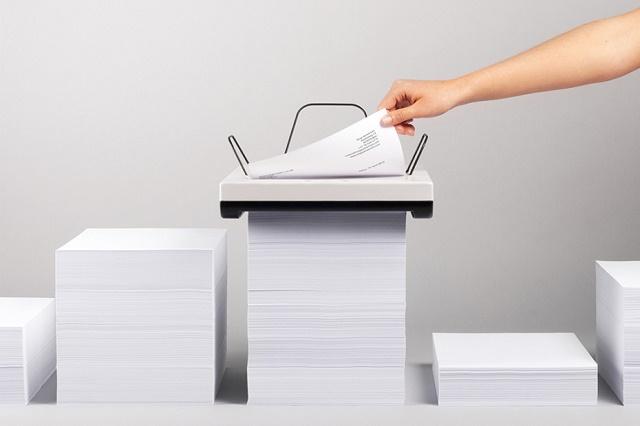 Разработан принтер, который не придется заряжать бумагой