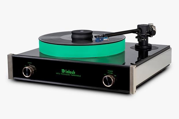 Проигрыватель виниловых дисков McIntosh MT5
