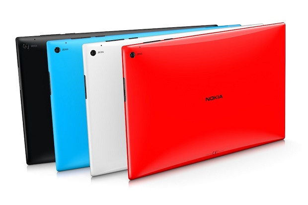 Планшет Nokia Lumia 2520 на Windows RT