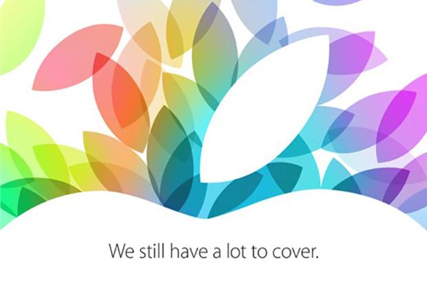 Apple представит новинки 22 октября