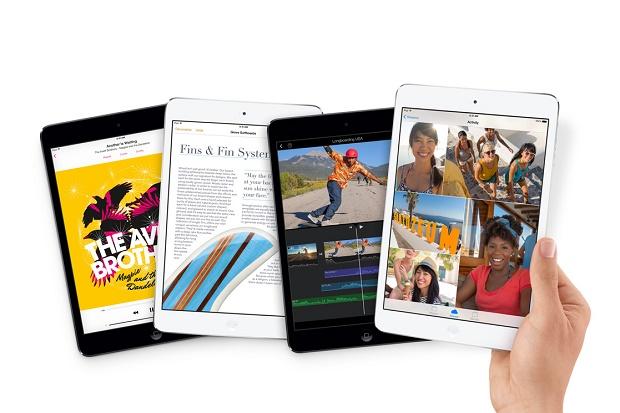 Apple анонсировала iPad mini с дисплеем Retina