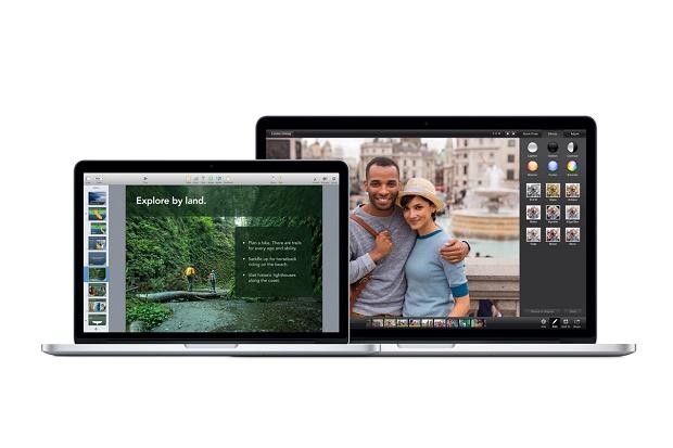 Представлены ноутбуки Apple MacBook Pro нового поколения с дисплеями Retina