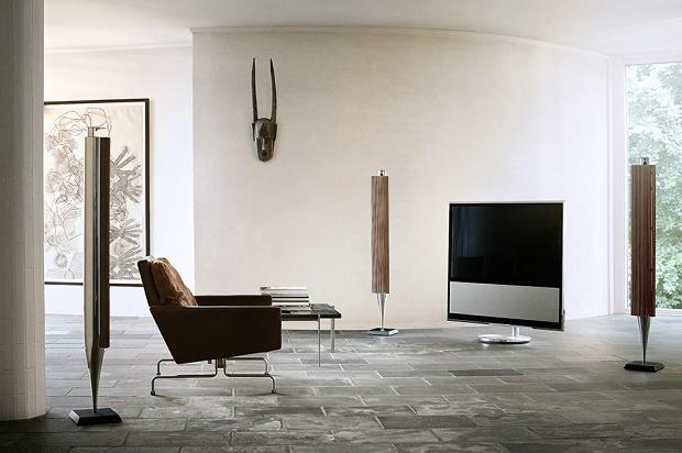 Компания Bang & Olufsen представила новую аудиосистему 7.1