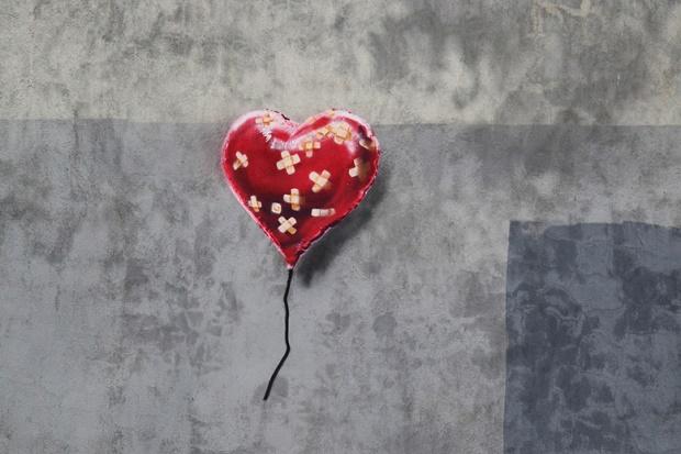 Новая работа Banksy появилась в Бруклине