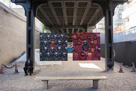 18 дней выставки Бэнкси в Нью-Йорке