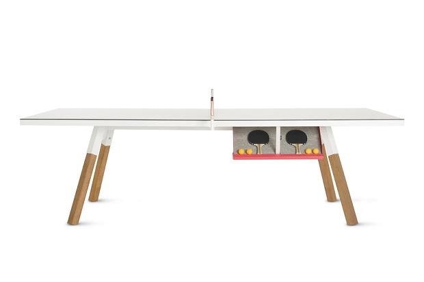 Теннисный стол-трансформер Bola Service Table от RS Барселоне