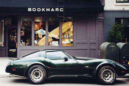 Сеть магазинов Марка Джейкобса Bookmarc: скоро в Токио