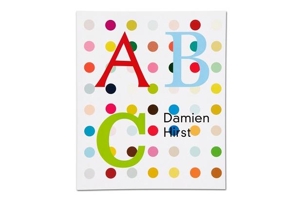 Дэмиен Херст выпустит книгу ABC