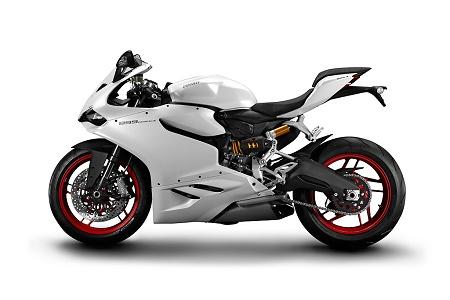 Новый супербайк Ducati 899 Panigale