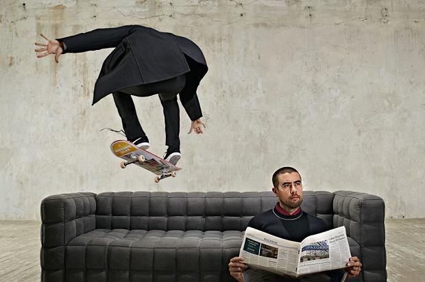 Эрик Костон для Esquire Russia