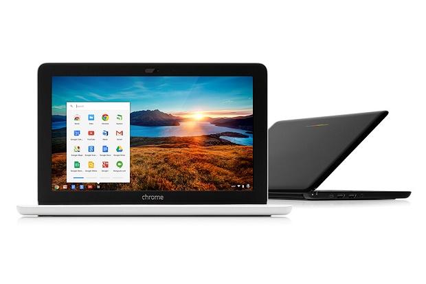 Google и HP представили Chromebook 11