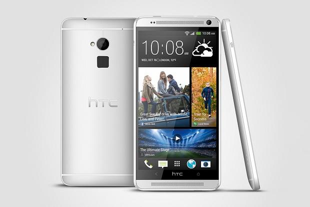 Аппарат HTC получил сканер отпечатков пальцев